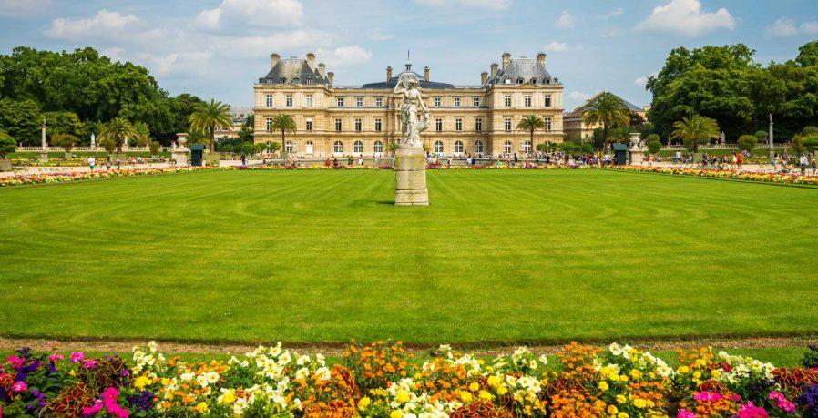 Lüksemburg Sarayı ve Bahçeleri