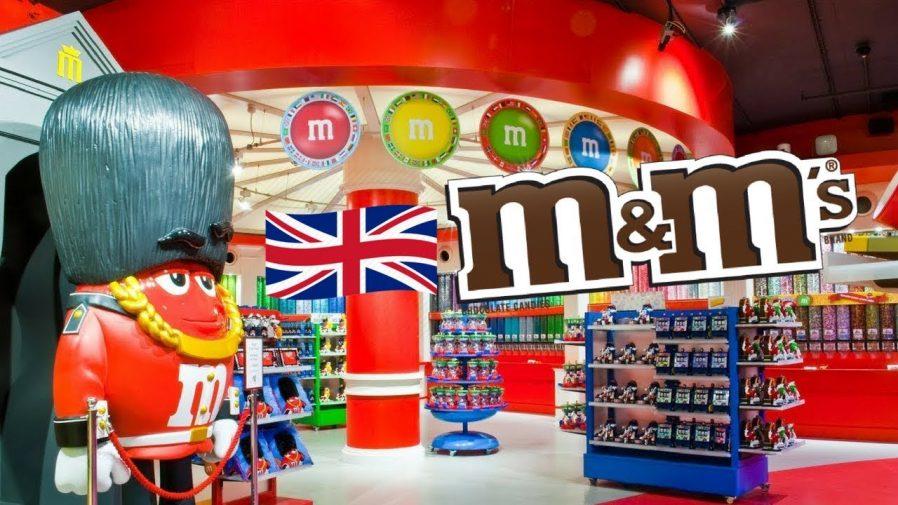 M&M World'de Çikolatanın Tadına Varın