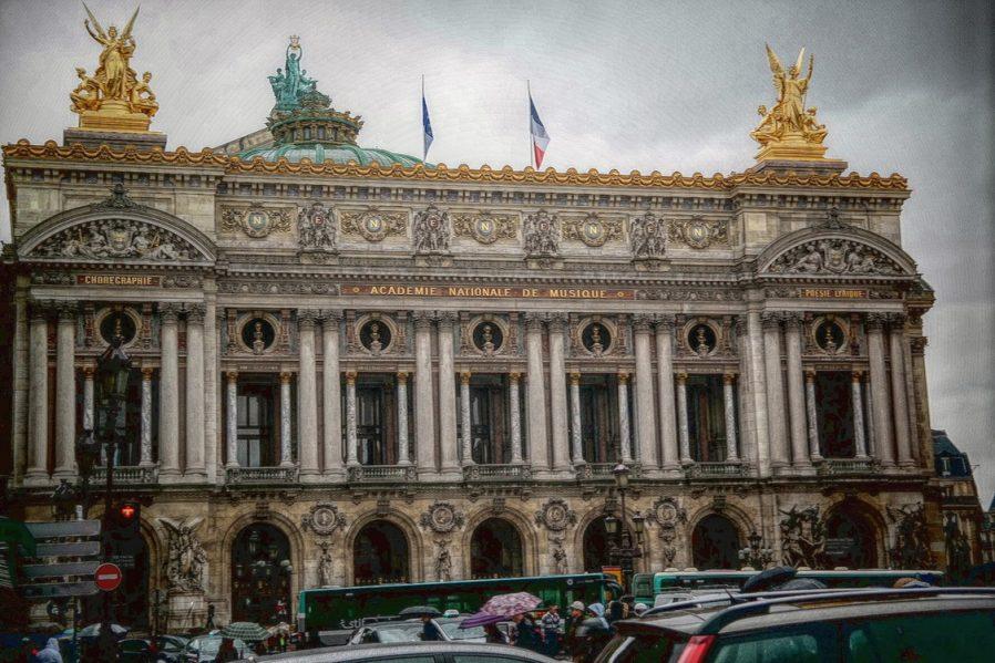 Opera Binası (Opéra national de Paris)