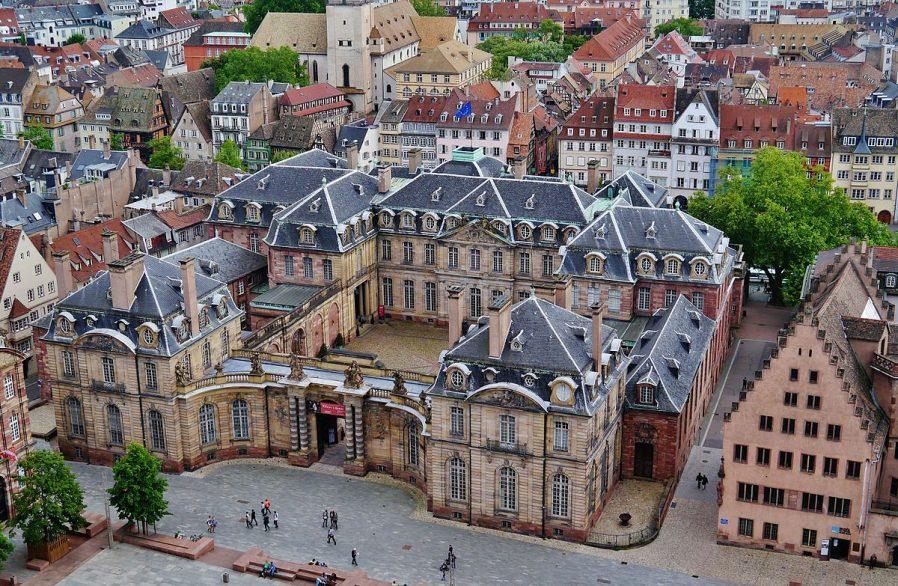 Palais Rohan (Rohan Sarayı)