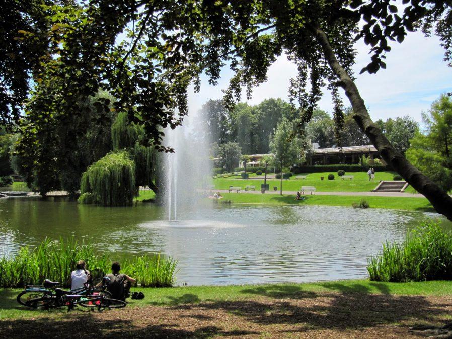 Parc de l'Orangerie (Orangerie Parkı)