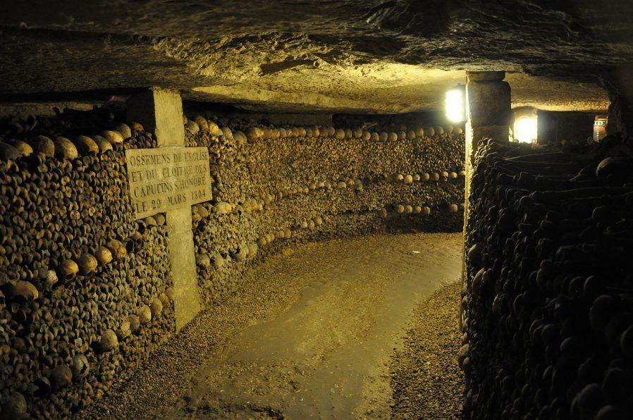 Paris Yer Altı Mezarları