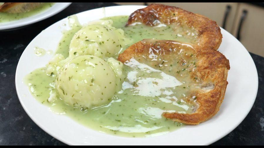 Turta ve Püre (Pie & Mash)