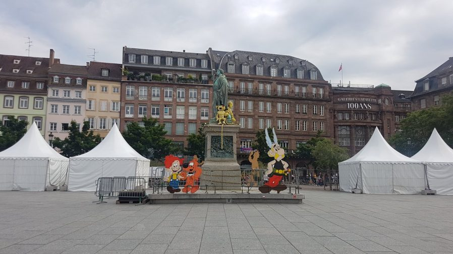 Place Kleber (Kleber Meydanı)