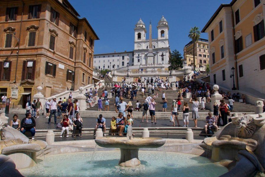 Roma'da Nerede Kalınır?