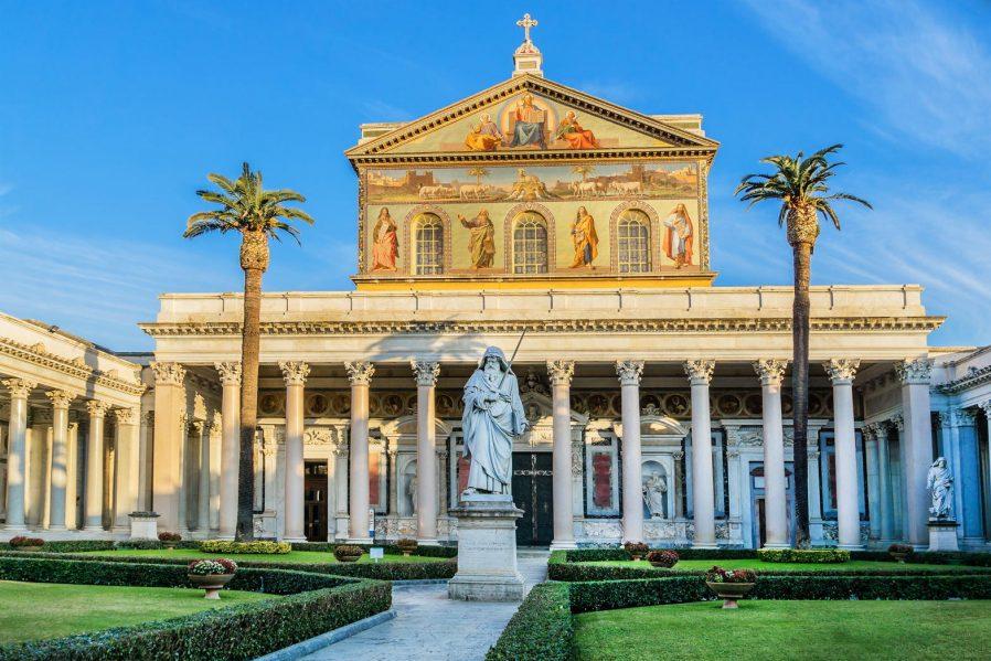 St. Paul Bazilikası