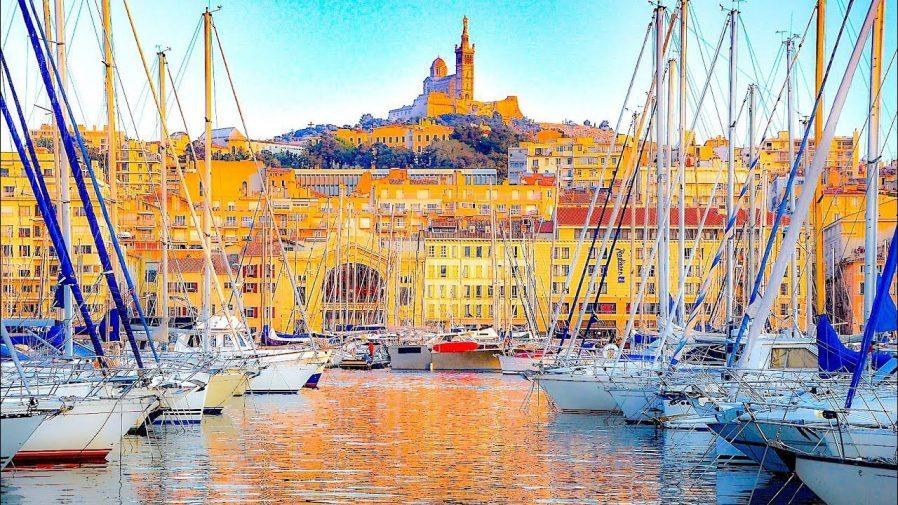 Vieux Port (Old Port of Marseille)
