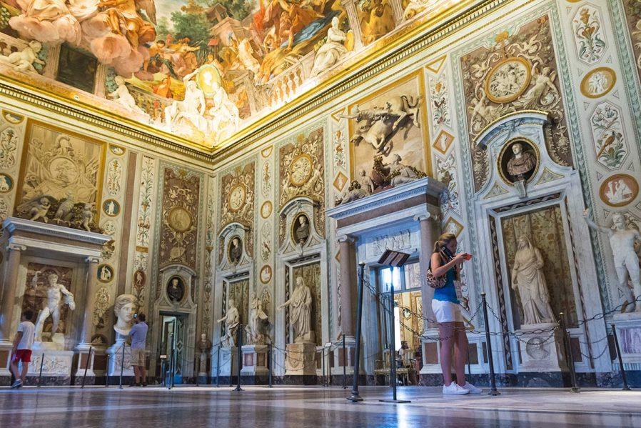 Villa Borghese & Borghese Galerisi