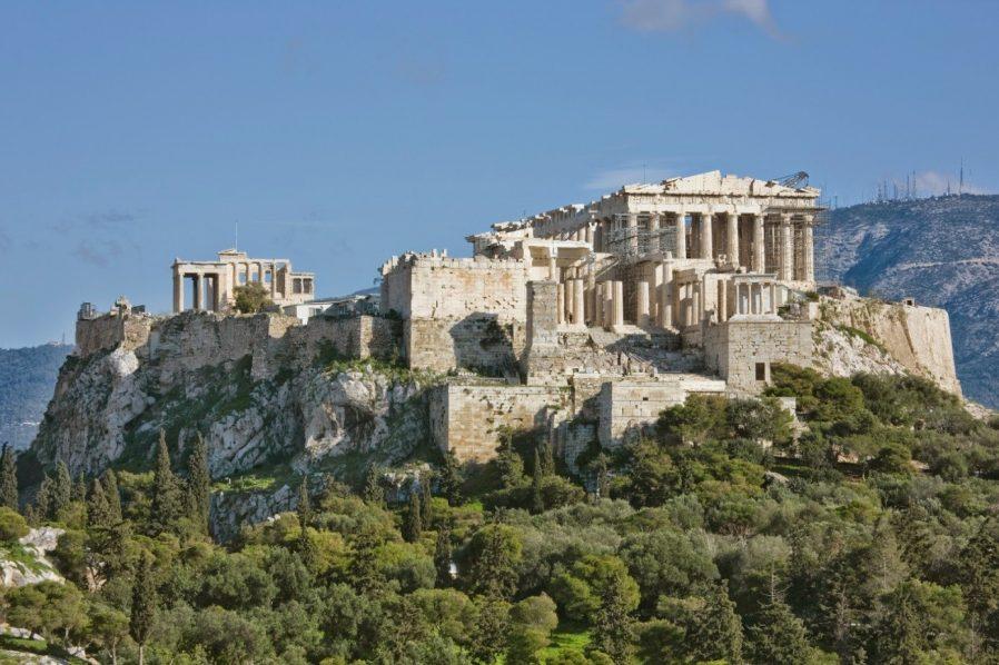 Akropolis (Acropolis) & Parthenon