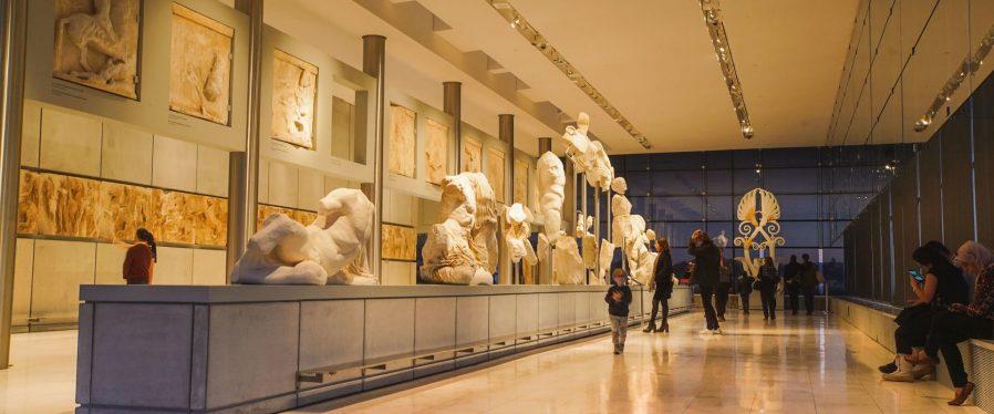 Akropolis Müzesi (Acropolis Museum)