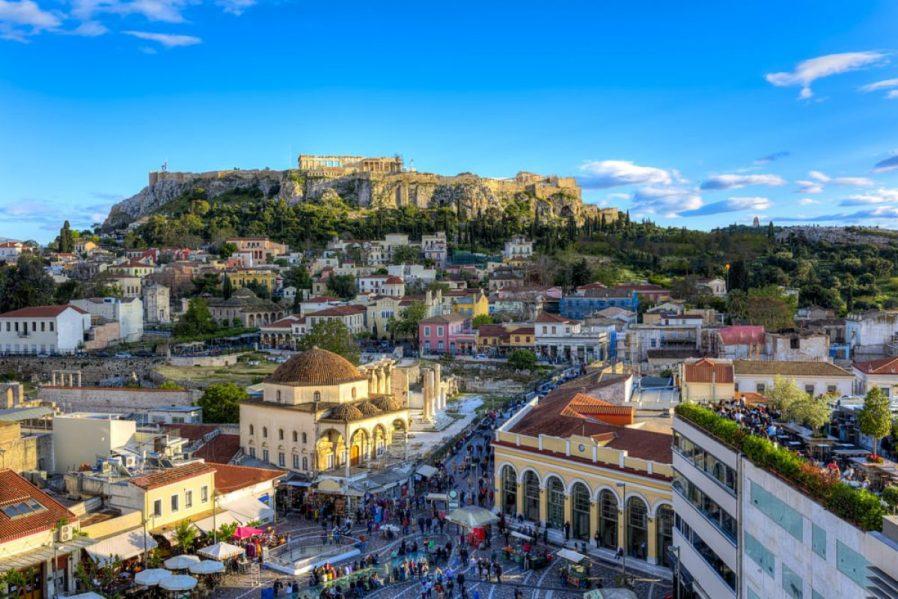 Atina'da Ne Yapılır?