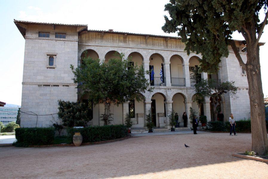 Bizans ve Hristiyan Müzesi (Byzantine and Christian Museum)