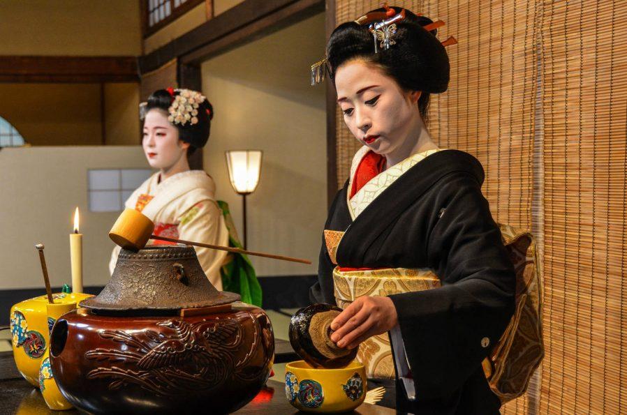 Çay Seremonisine Katılın