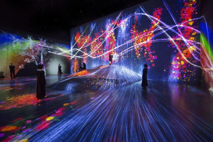 Dijital Sanatlar Müzesi'ni Gezin