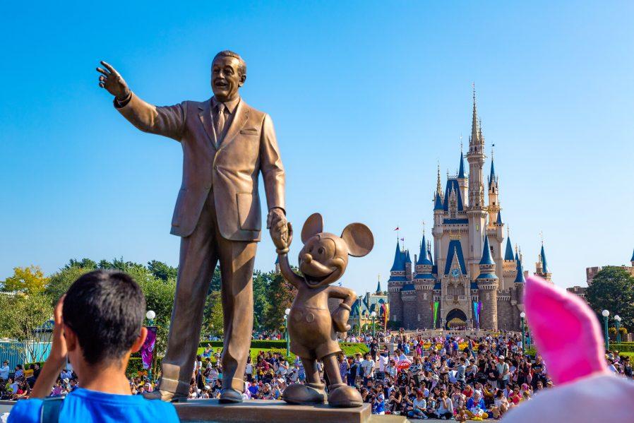 Disneyland'da ya da Disney Sea'de Eğlenin