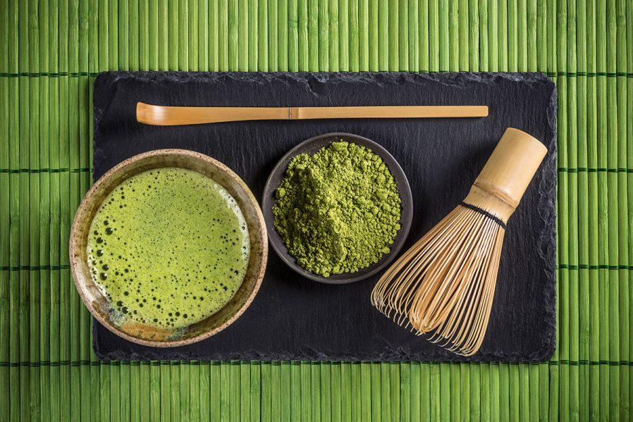 Macha Çayı ve Ürünleri