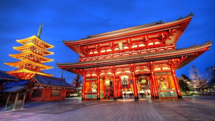 Senso-ji Tapınağı'nı Görün
