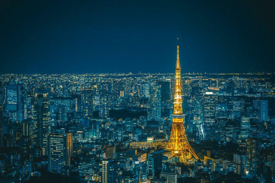Tokyo Kulesi (Tokyo Skytree)