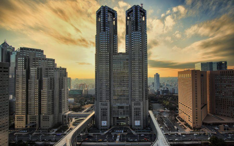Tokyo Metropolü Hükûmeti Binası