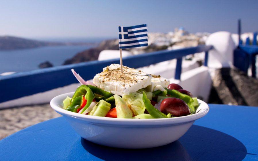 Yunan Lezzetlerini Tadın