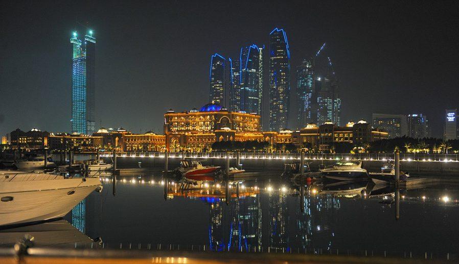Abu Dhabi'yi de Görün