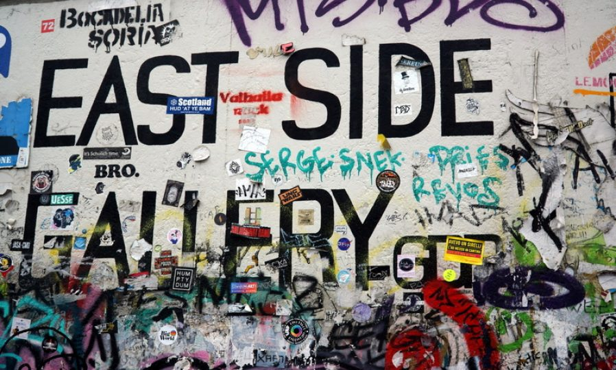 Berlin Duvarı & East Side Gallery