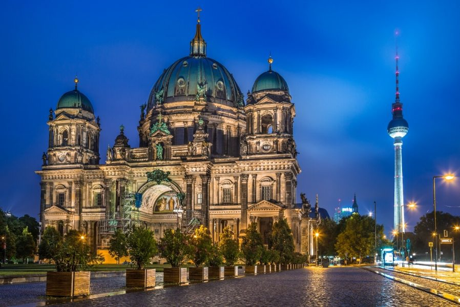Berliner Dom (Berlin Katedrali)