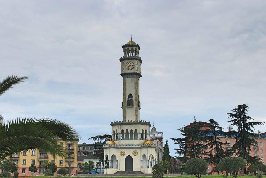 Chacha Saat Kulesi