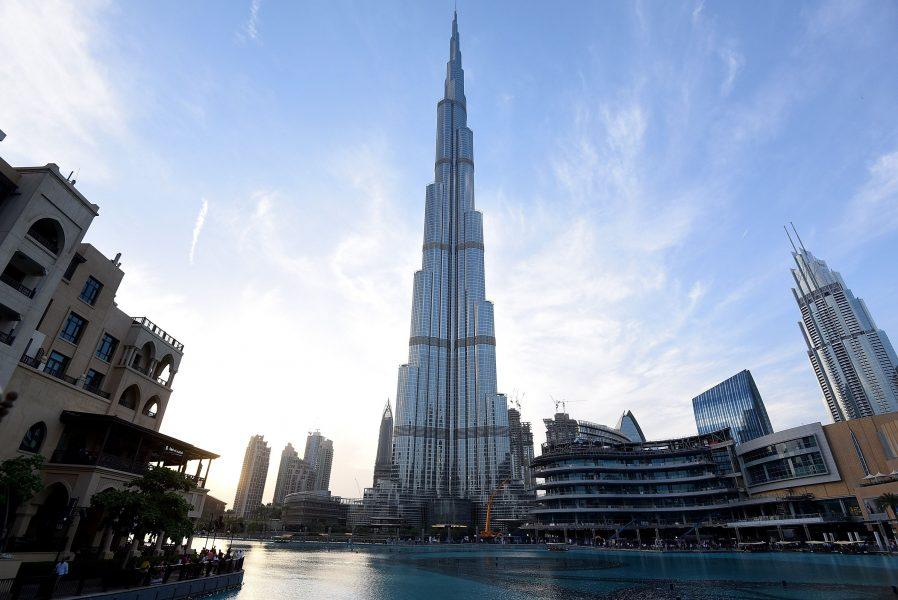 Dünya'nın En Yüksek Binasına Çıkın