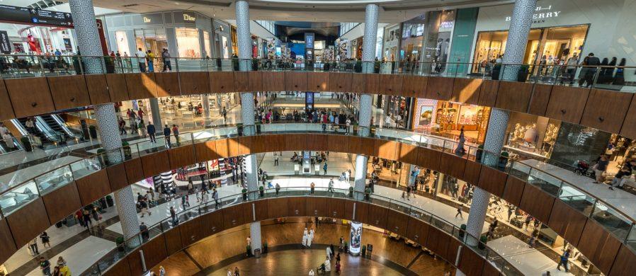 Dubai Mall'da Kaybolun