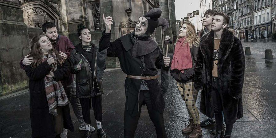 Edinburgh Dungeon Turuna Katılın