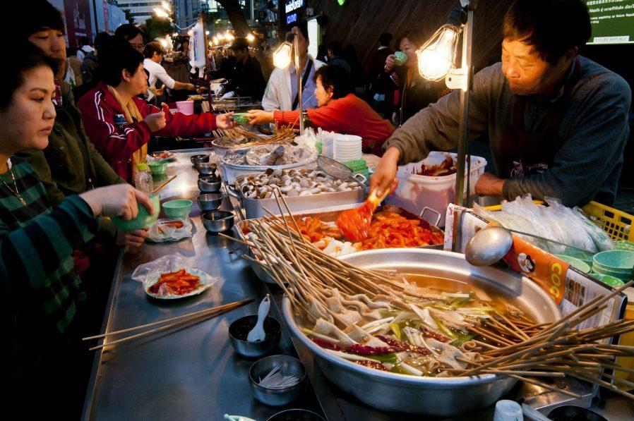 Geleneksel Seul Yemekleri