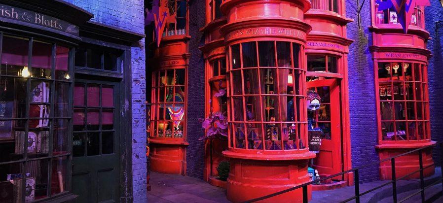 Harry Potter Turu Yapın