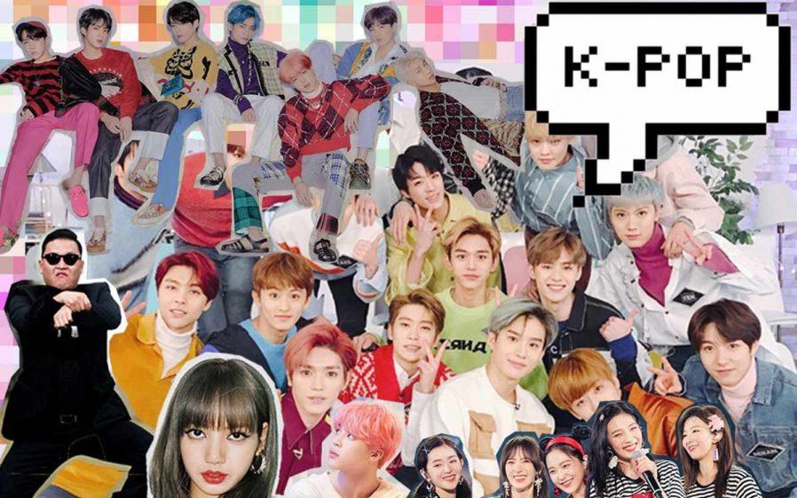 K-Pop Ürünleri