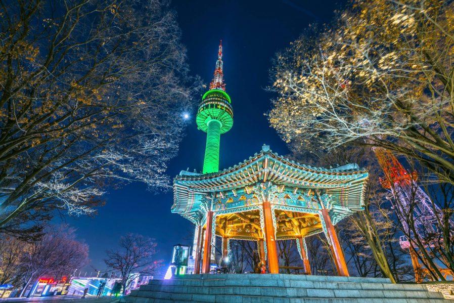 N Seul Kulesi
