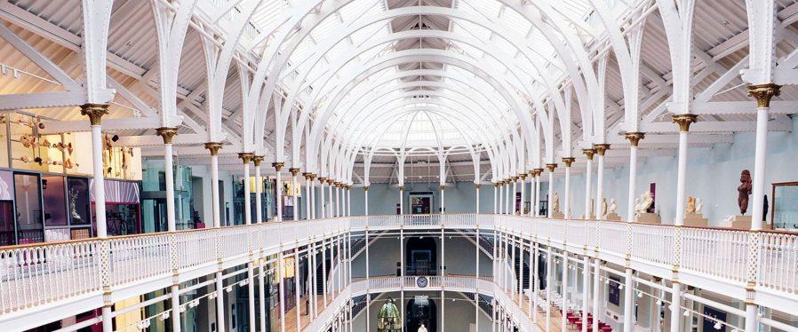 National Museum of Scotland (İskoçya Ulusal Müzesi)