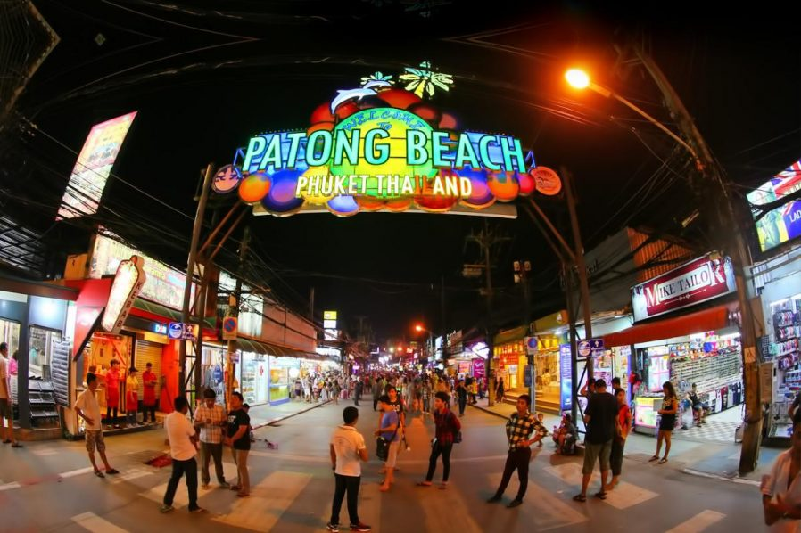 Patong Beach & Bangla Road