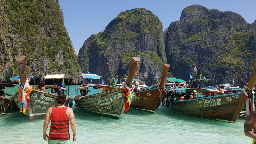 Phi Phi Adaları'na Gidin