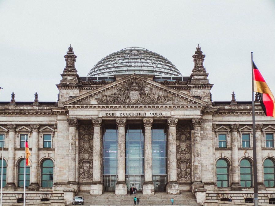 Reichstag (Almanya Parlamento Binası)