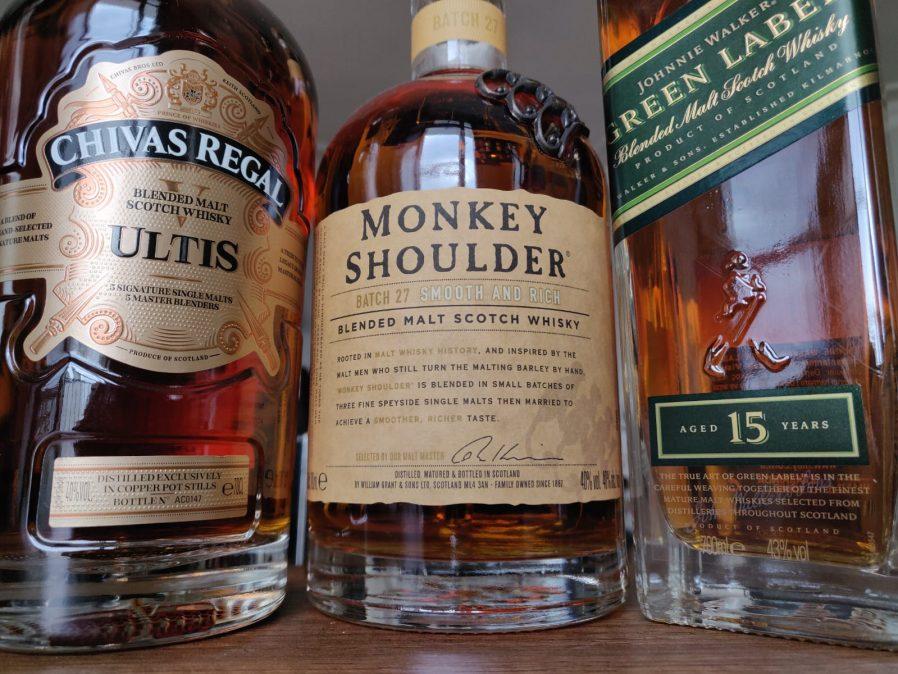 Skotch Viski İçin