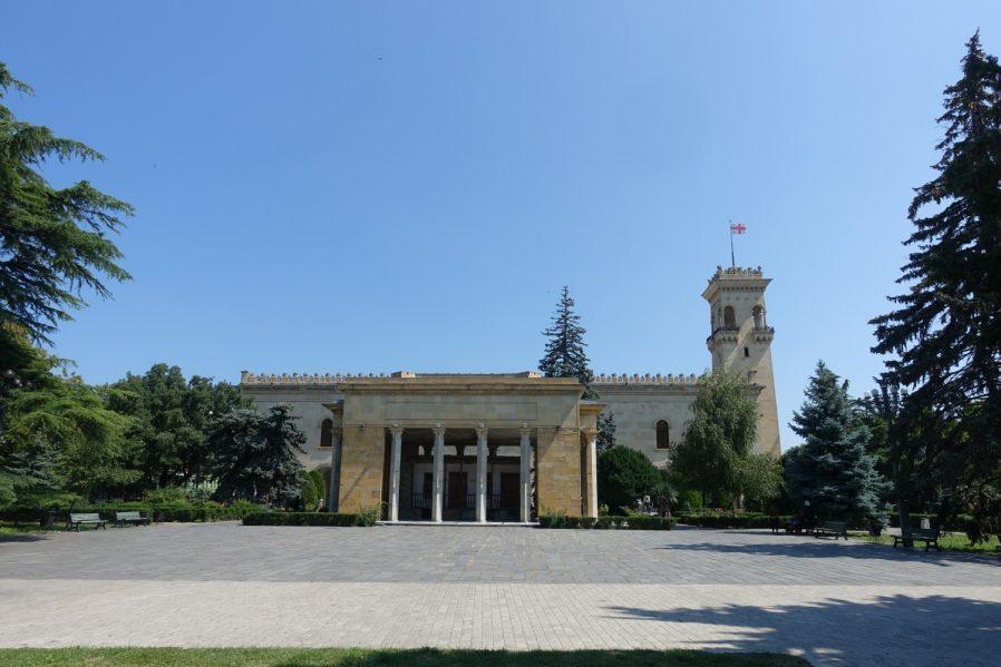 Stalin Müzesini Ziyaret Edin