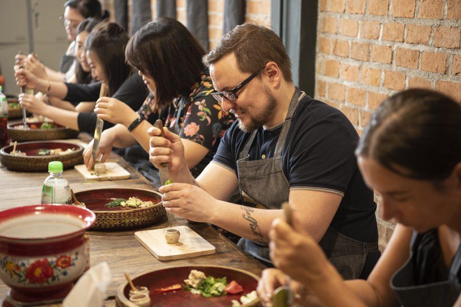 Thai Yemek Workshoplarına Katılın