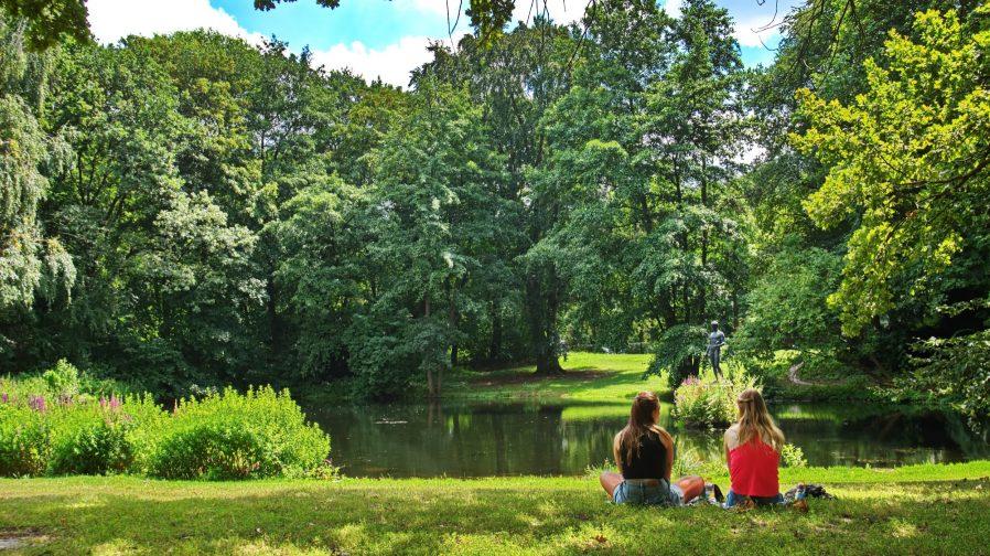 Tiergarten Parkı'nda Dinlenin