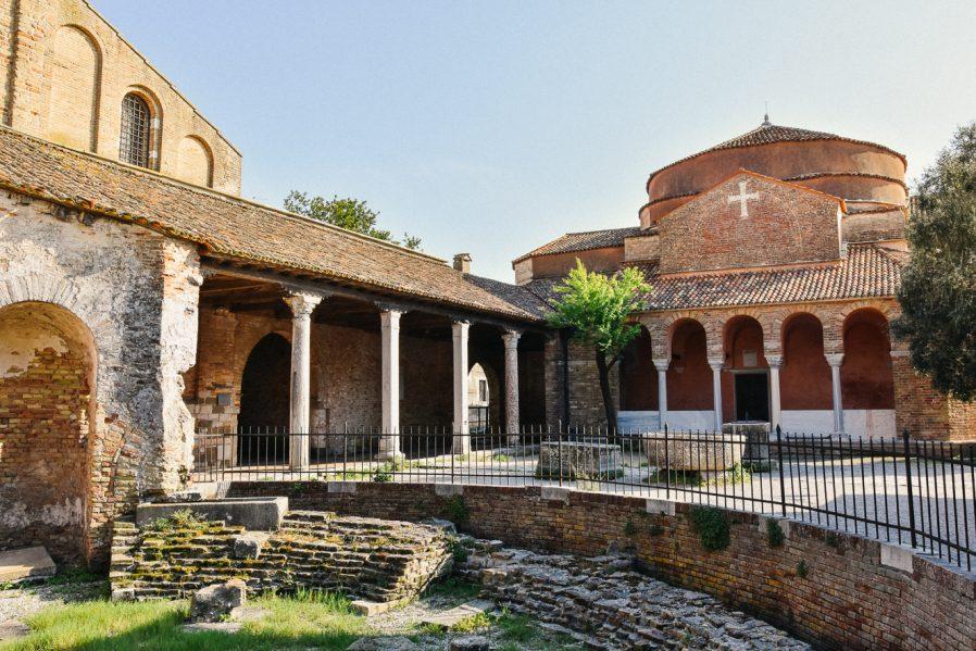Torcello Adasına Kaçın