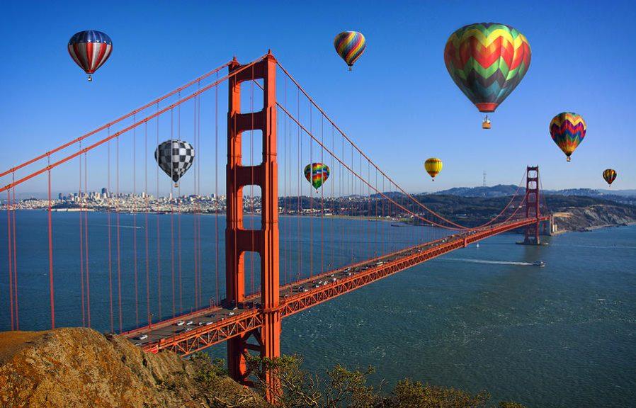 Balon Turu Yapın