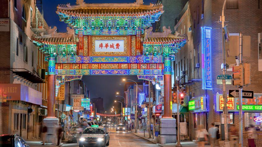 Çin Dışındaki En Büyük Çin'i Gezin