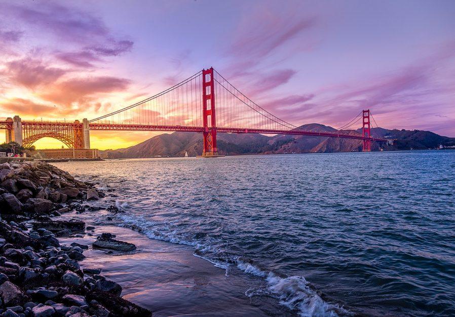Golden Gate Köprüsü'nü Görün
