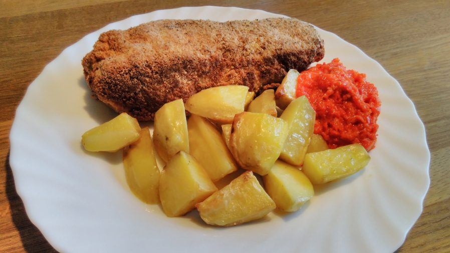 Karadjordje's Schnitzel