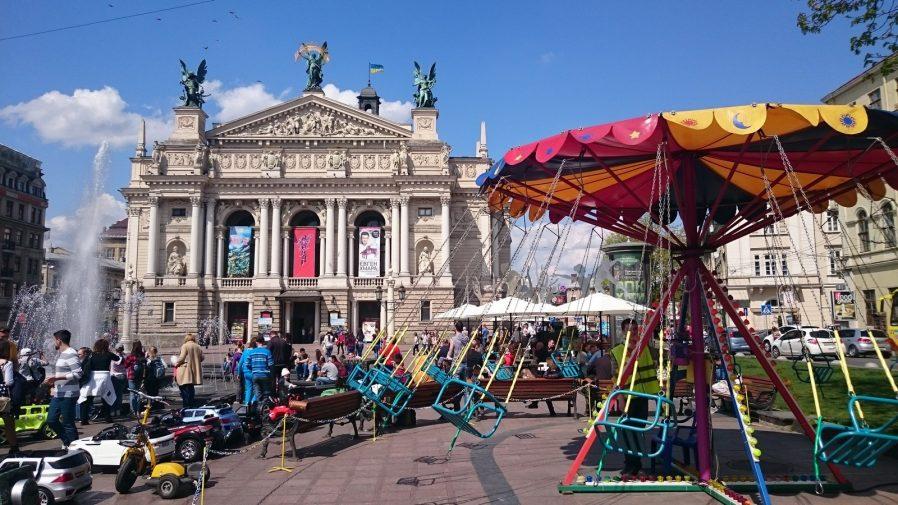 Lviv'de Ne Yapılır? & Lviv'de Yapılacak Şeyler