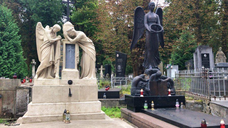 Lychakiv Mezarlığı'nda Açık Hava Müzesinin Tadını Çıkarın